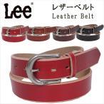 Lee ベルト メンズ 牛革 カジュアル LE-3960