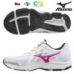 即納 ミズノ マキシマイザー19 ホワイト×ピンク (K1GA170159) レディス ランニングシューズ ランニング シューズ 靴 初心者