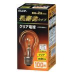 エルパ クリア電球 L100V95W-C(1コ入)