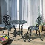 テーブルセットローズ SGT-15VN 青銅色 60φの画像