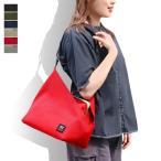がま口 バッグ  がま口スクエアワンショルダーバッグ Sarei コーデュラ(R)Eco Fabric