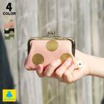 AYANOKOJI がま口 3.5寸がま口コインケース HAKUドット 財布 カード がま口 小銭入れ がま口財布 ミニ財布 コインケース 春財布 誕生 在庫商品