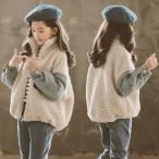 コート キッズ 女の子 おしゃれ 子供服 冬 アウター 厚手 ボアコート ショートコート 中綿コート ジャケット キッズコート 子供コート 暖かい 防寒 可愛い 新品