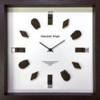 時計/ディスプレイ クロック チョコレート スタイル 2/掛け時計 インテリア 壁掛け ギフト プレゼント 新築祝い おしゃれ 飾る かわいい チョコ