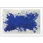 絵画・抽象画/Yves Klein Hommage a Tennessee Williams,1960(イヴ・クライン オマージュ ア テネシー ウィリアムズ(シルクスクリーン))