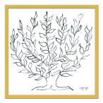 名画・抽象画/Henri Matisse アンリ マティス Le platane, 1951(プラタナス、1951)