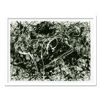 絵画・抽象画/Jackson Pollock ジャクソン ポロック Number 33(ナンバー33)