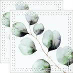 コースター ヴェルト デコル 〜テーブルウェア シリーズ〜 「コースター2枚セット(ユーカリA)」ゆうパケット 絵画 壁掛け 壁飾り インテリア