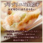 本格手造り 生餃子 (プリプリ丸ごとエビ生餃子10個入り)  お取り寄せ グルメ 餃子 ぎょうざ ギョーザ ギョウザ