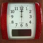 【伝統工芸品・津軽塗壁掛け時計】アナログとデジタル表示可能!【新築祝い】【結婚祝い】【敬老の日】【退職祝い】プレゼントに最適な時計!津軽塗 「電波時計