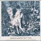 ポスター アート Lovers In the Forest(ゲルハルト リヒター) 額装品 アルミ製ベーシックフレーム