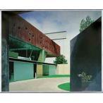 ポスター アート Unprivate House Exhibition Poster(レム コールハース) 額装品 アルミ製ベーシックフレーム