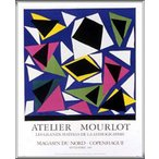 A la rencontre de Matisse(アンリ マティス) 額装品 アルミ製ハイグレードフレーム