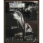 ポスター アート New York 1955(ウィリアム クライン) 額装品 ウッドハイグレードフレーム
