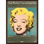 Una Retrospectiva(アンディ ウォーホル) 額装品 ウッドハイグレードフレーム