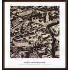 ポスター アート City Pictures Munich(ゲルハルト リヒター) 額装品 ウッドハイグレードフレーム