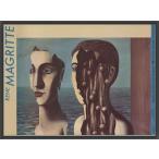 The Double Secret 1988(ルネ マグリット) 額装品 ウッドベーシックフレーム