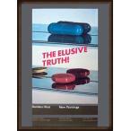 ポスター アート The Elusive Truth Two Pills 限定1000枚(ダミアン ハースト) 額装品 ウッドハイグレードフレーム
