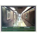 ポスター アート The Elusive Truth Hospital Corridor 限定1000枚(ダミアン ハースト) 額装品 ウッドベーシックフレーム