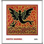 ポスター アート Untitled  1982 (mermaid with dolphin)(キース ヘリング) 額装品 アルミ製ハイグレードフレーム