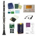 YAMAHA ヤマハ B♭クラリネット YCL-450 管楽器担当のおすすめ初心者セット E