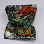 恐竜 バスボール 入浴剤 1回分 せっけんの香り 80g  (サンタン)