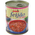 フェジョンの缶詰 リングイッサ ソーセージ入り 330g feijao com linguica BONAPETIT