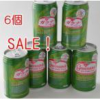 ガラナ アンタルチカ 350ml ガラナエキス入り炭酸飲料 6缶セット