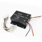 デコデココンバーター 24V→12V + オーディオハーネス セット 15A/DC-DC トラック 変換器 デコデコ