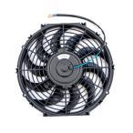 ラジエターファン プル型 吸込み 12V車用 12インチ 汎用 電動ファン 1個