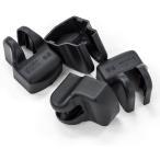 トヨタ用 ドア ストッパー カバー/ドア ヒンジカバー 4点セット 保護カバー(ネコポス送料無料)