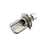 直流式/交流式バイク兼用 LEDバルブ LEDヘッドライト H4Hi/Lo切替 LEDバイクヘッドライト M2S 純正交換用