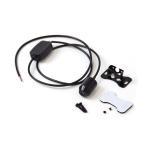 (年末セール470円OFF!)汎用 バックフォグ レーザー リアフォグランプ 12V専用 追突防止/バイク/自動車