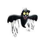鳥追いコウモリくん K-003(鳩 対策 鳩 駆除 カラス 撃退 防鳥 鳥よけ 鳩 対策 駆除 カラス 鳥 撃退 グッズ 害鳥 鳥よけグッズ 鳥よけ用品 鳥害防止用品)