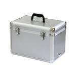 アルミキャリーボックス ALC-BOX(工具箱/ツールボックス/アルミ/道具箱/ボックス 収納/ツールbox