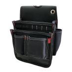 送料無料 GKN-23 黒帆布 仮枠釘袋