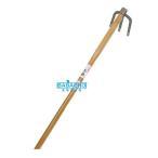 家庭菜園に小さく使いやすい3本爪の鍬