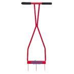 送料無料 ローンスパイクJr No4011  (芝生/カッタ/芝 手入れ/芝の手入れ/芝 管理 手入れ/エアーレーション)