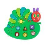 日本育児 はらぺこあおむし マイファーストABC&フルーツ お勉強も出来る知育玩具