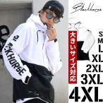 マウンテンパーカー メンズ  春 レディース ブランド おしゃれ ホワイト ブラック 白黒 アノラック ジャケット ストリート系 ファッション