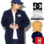 ショッピング DC カジュアルシャツ メンズ ロゴパッチシャツ WALBOTTLE LS DC SHOE EDYWT03172 大きいサイズ