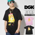 DGK Tシャツ メンズ 半袖 プリント 大きいサイズ
