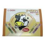 〔取寄〕扇屋食品 チーズおやつ ロング(20本入)×48箱〔軽減税率対象商品〕