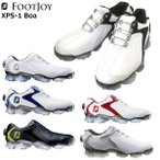 【W(ワイド)サイズ】【送料無料】 フットジョイ 2016年モデル XPS-1 BOA メンズ ゴルフシューズ  [FootJoy