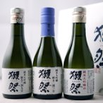 獺祭(だっさい) 飲み比べセット 180ml×3本 「山口県/旭酒造」