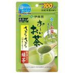 D-10 発送 送料無料 伊藤園 おーいお茶 さらさら緑茶 80g (チャック付き袋タイプ)