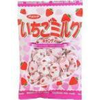ネコポス 送料無料  ★アメハマ製菓 いちごミルクキャンディ 85g 3個★ ポイント 消化【訳あり】
