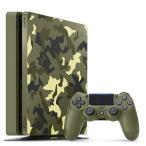 ショッピングPlayStation 新品 PlayStation4 コール オブ デューティ ワールドウォーII リミテッドエディション PS4本体 送料無料