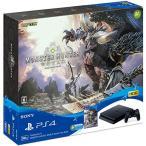 新品 PlayStation 4 MONSTER HUNTER: WORLD Starter Pack Black (CUHJ-10022)  モンスターハンター ワールド 送料無料