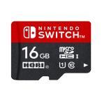 在庫あり 新品 Nintendo Switch対応 マイクロSDカード16GB for Nintendo Switch ニンテンドー スイッチ DM便送料無料